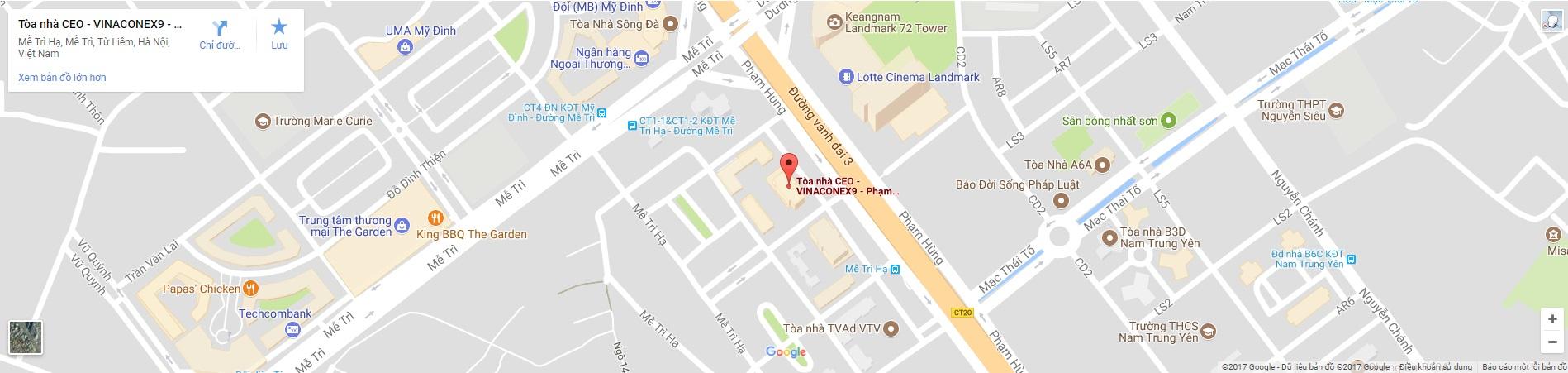 visana address map