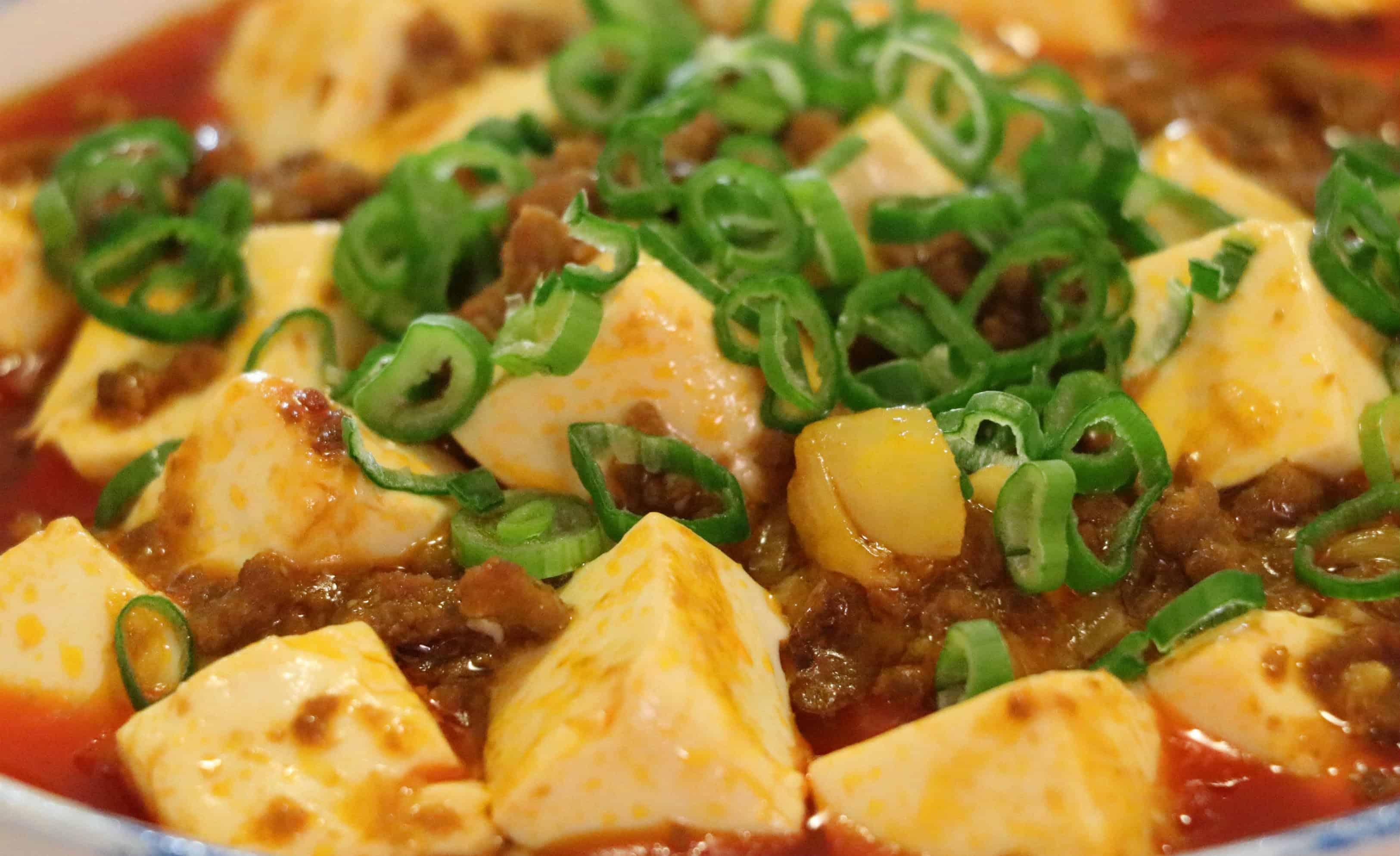 Đậu phụ Tứ Xuyên đặc trưng ấm thực Trung Quốc