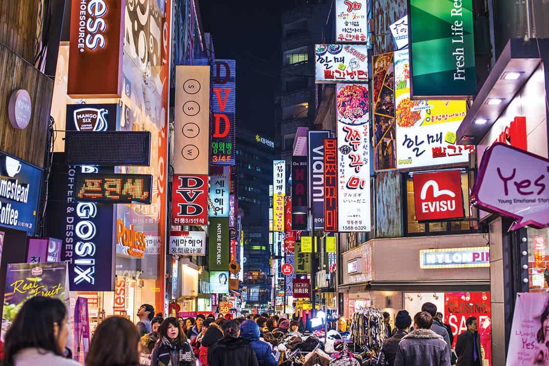 Du-lịch-Hàn-Quốc-1-lần-trong-đời-shopping