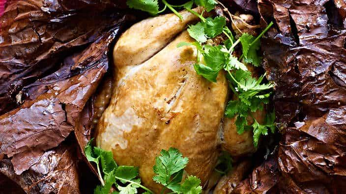Ẩm thực Trung Quốc gà ăn mày Giang Tô