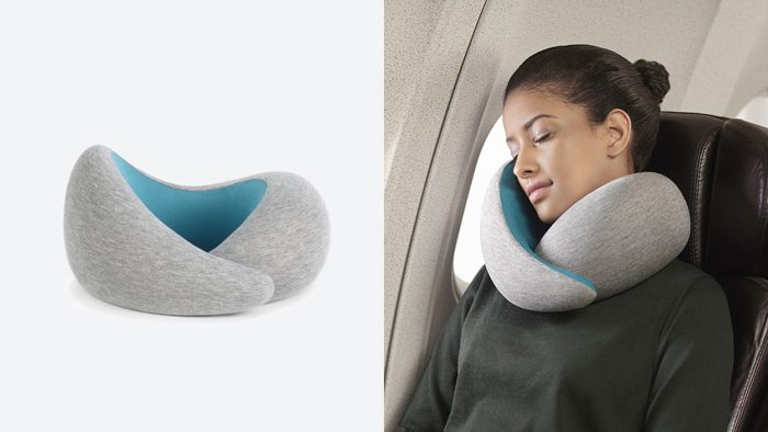Kinh nghiệm đi máy bay mang theo bộ gối ngủ