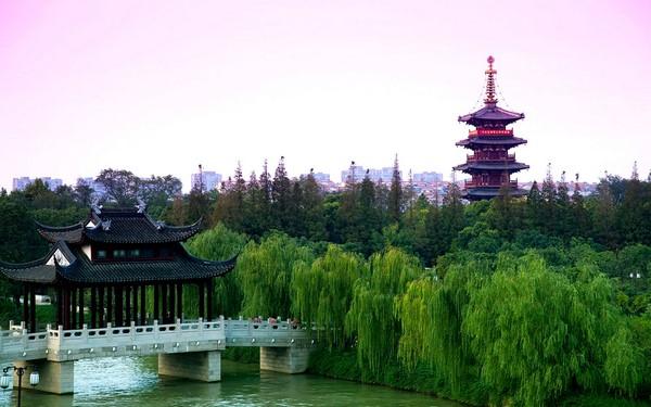 Du-lịch-Tô-Châu-Hàn-Sơn-Tự-tour-Trung-Quốc-giá-rẻ