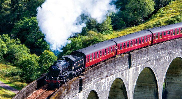 Du lịch cao niên bằng tàu hỏa