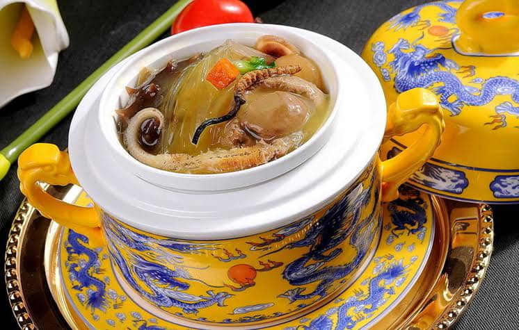 Ẩm thực Trung Quốc món Phật nhảy tường