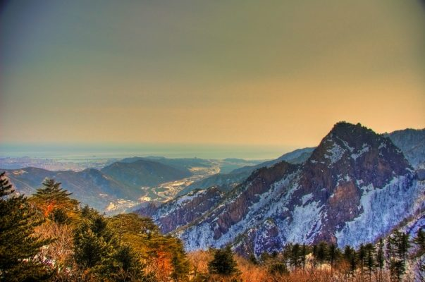 Hàn-Quốc-mùa-thu-vuon-quoc-gia-seoraksan