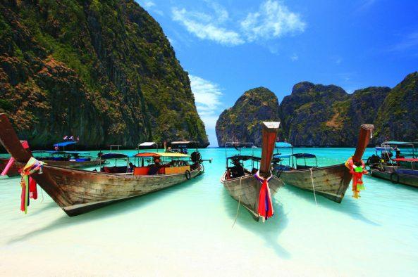 Thái Lan là 1 trong các nước miễn visa cho Việt Nam