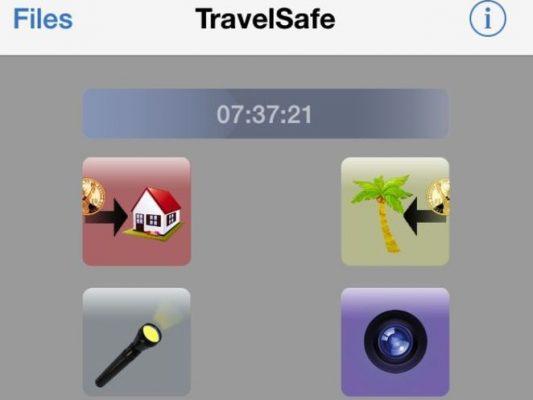 Ứng dụng du lịch TravelSafe