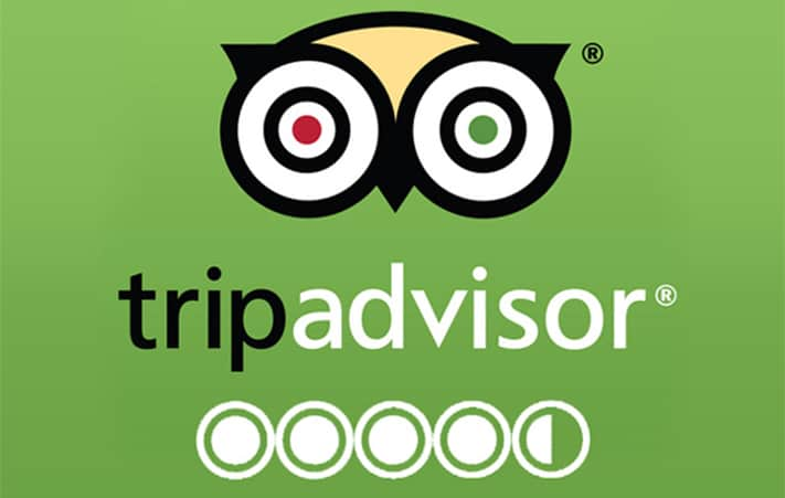 Ứng dụng du lịch TripAdvisor