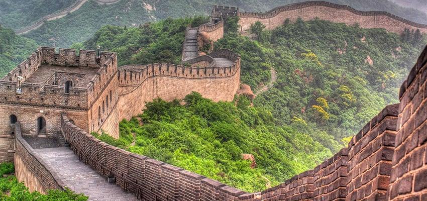 Du lịch Trung Quốc Vạn Lý Trường Thành