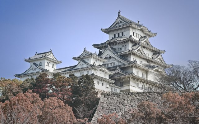 Du-lịch-Nhật-Bản-Lâu-đài-Himeji