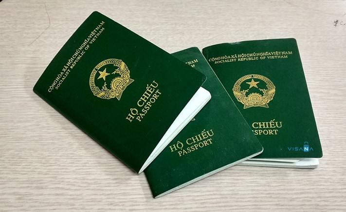 Hộ chiếu và visa