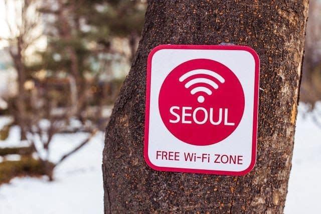 Kinh-nghiệm-du-lịch-Seoul-wifi-miến-phí