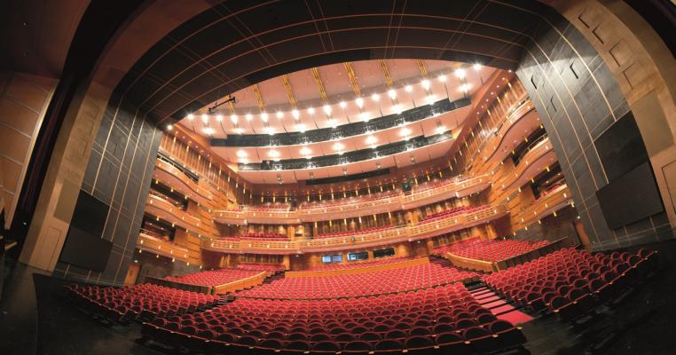 Du lịch Thượng Hải tại Nhà hát trung tâm