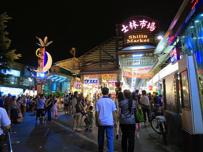 du-lịch-đài-bắc-Chợ-đêm-Shilin