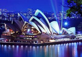 Du lịch Úc Melbourne