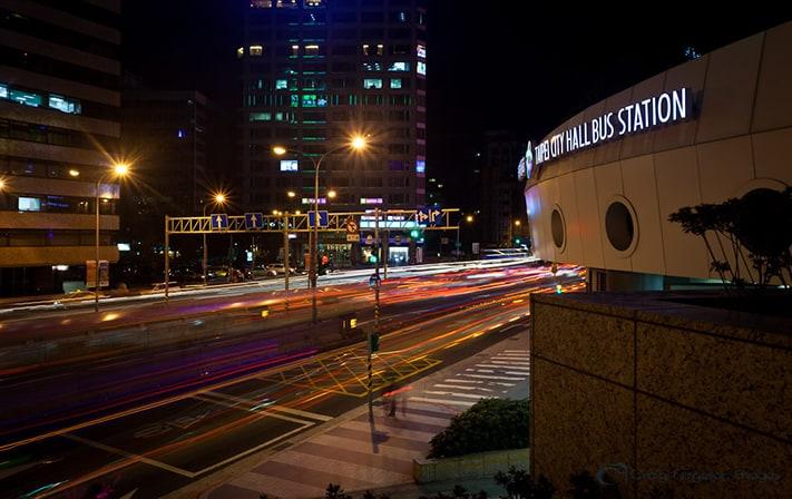 du-lịch-đài-bắc-Taipei-City-Hall-711
