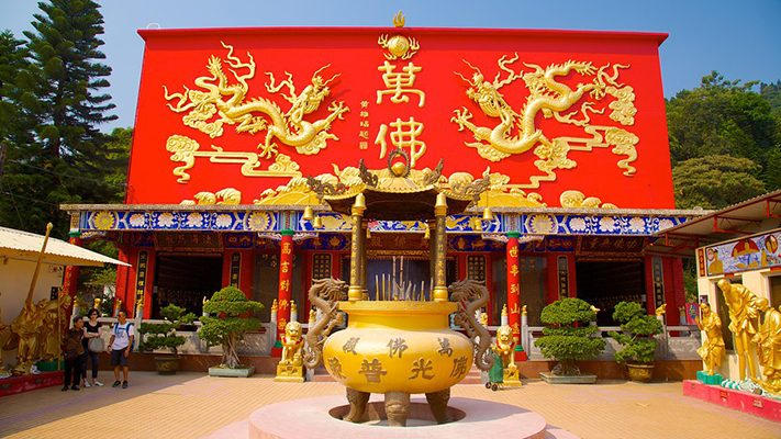 xin-visa-hongkong-Ten-Thousand-Buddhas-Monastery-711