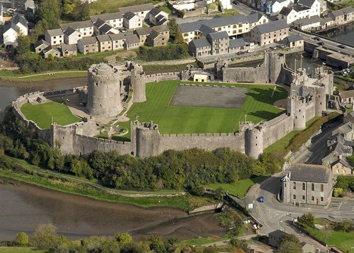 du-lịch-anh-quốc-Pembroke-PemDock-711-Aerial Views of Pembrokeshire