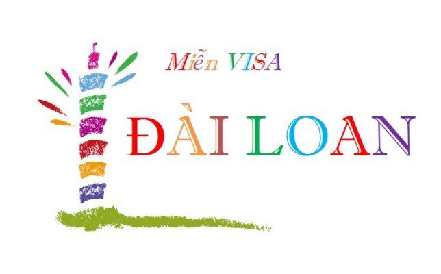 Miễn visa Đài Loan cho người Việt