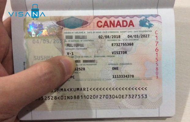 Hướng dẫn xin visa công tác canada