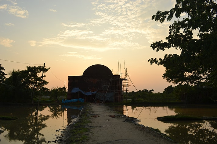 du-lịch-bangladesh-Chunakhola-Mosque-711