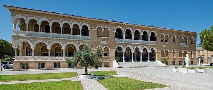 du lịch Síp Archbishops Palace
