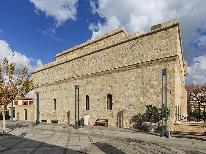 du lịch Síp Limassol Castle exterior