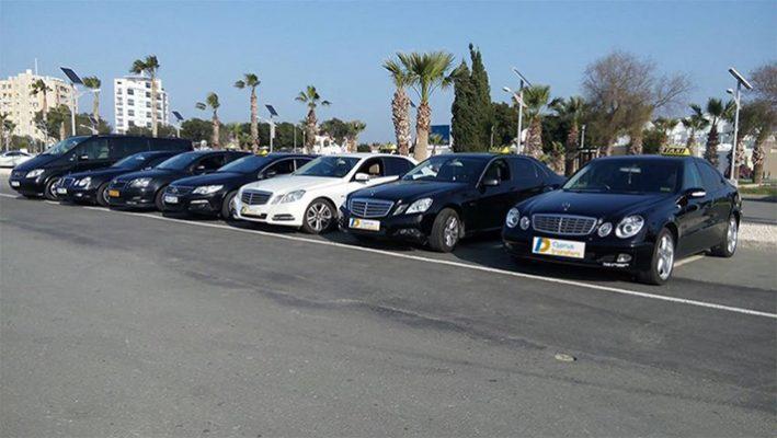 Du lịch Síp bằng xe taxi