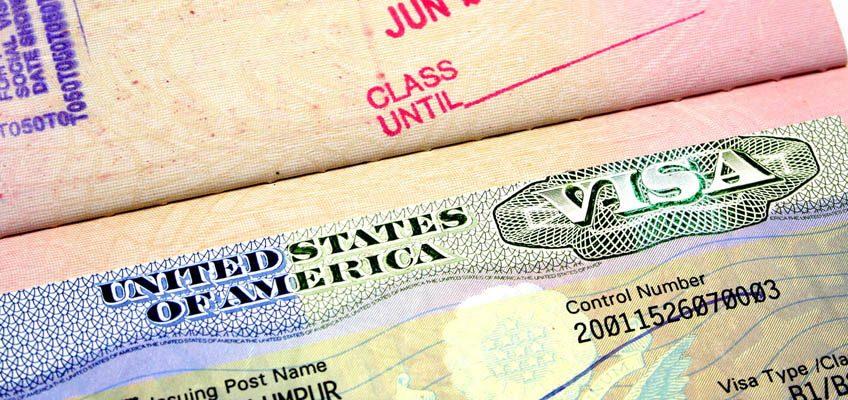 lưu ý khi điền tờ khai xin visa Mỹ
