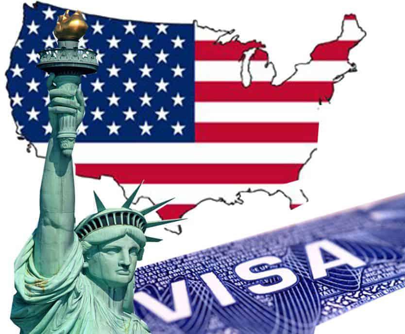 Xin visa Mỹ