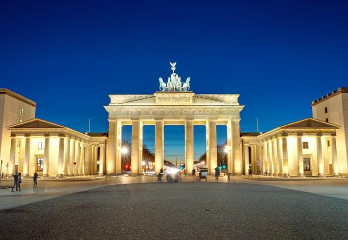 du-lịch-nước-đức-Brandenburger-Tor