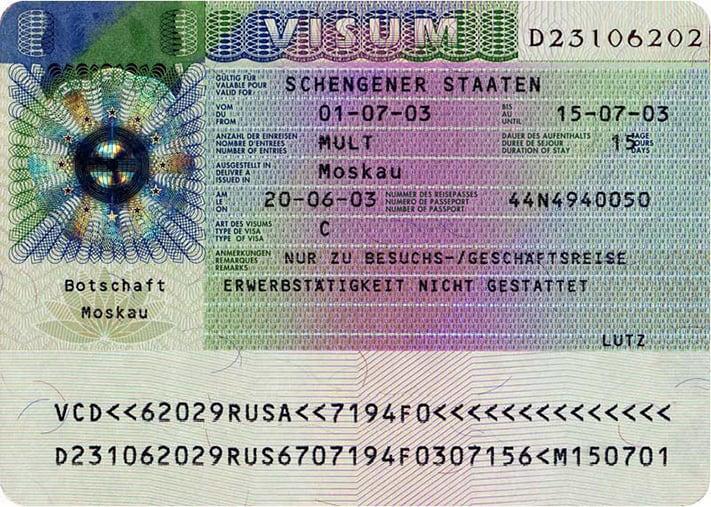 Xin visa Schengen là mong muốn của nhiều người Việt