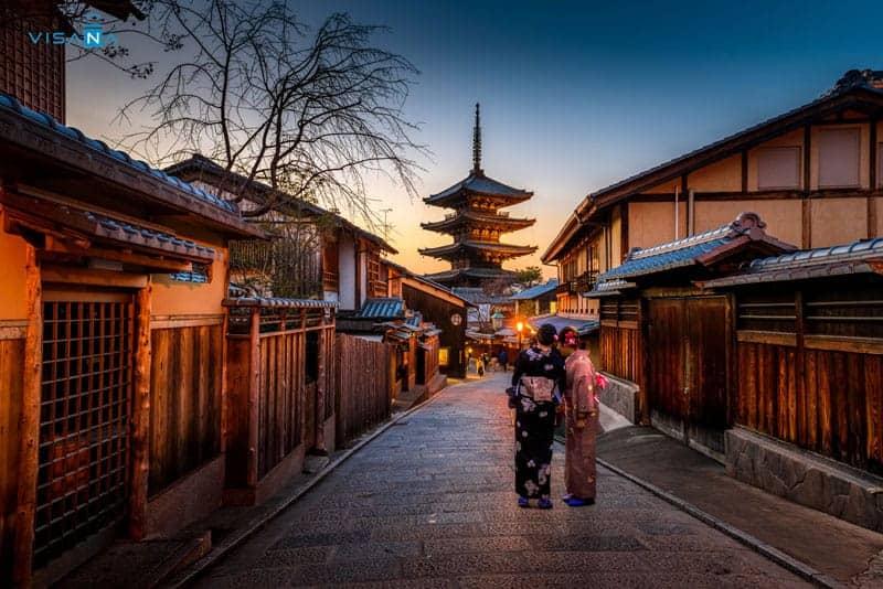 Kinh nghiệm xin visa để du lịch Nhật Bản