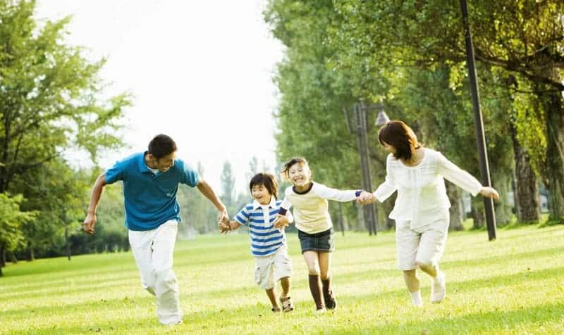 Visa thăm thân Nhật Bản để gia đình đoàn tụ