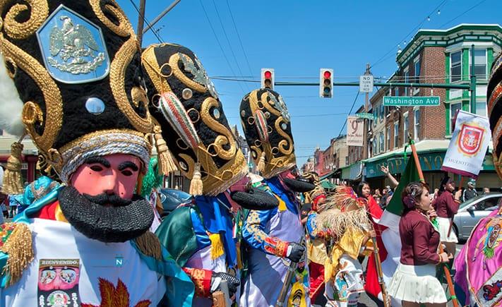 Carnaval du lịch mexico
