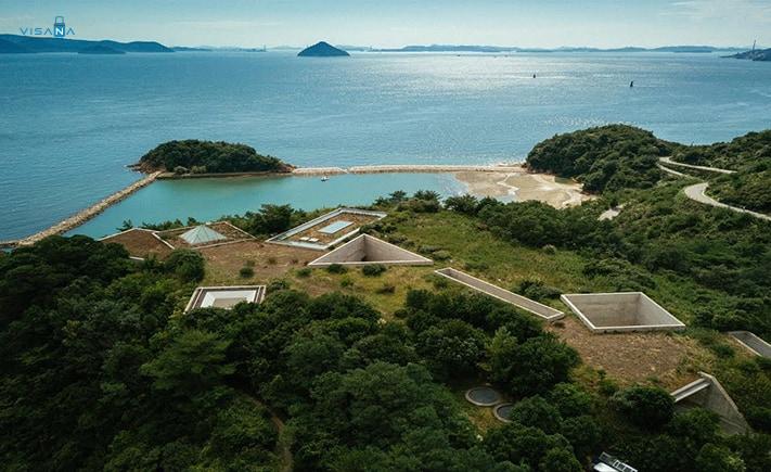 Naoshima du lịch nhật bản