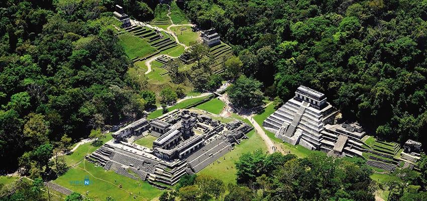 Palenque du lịch mexico
