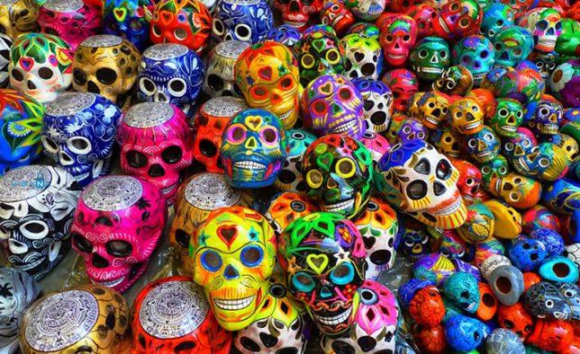 Qua luu niem Mexico