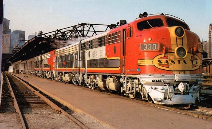 Tàu hỏa ở mỹ du lịch mỹ
