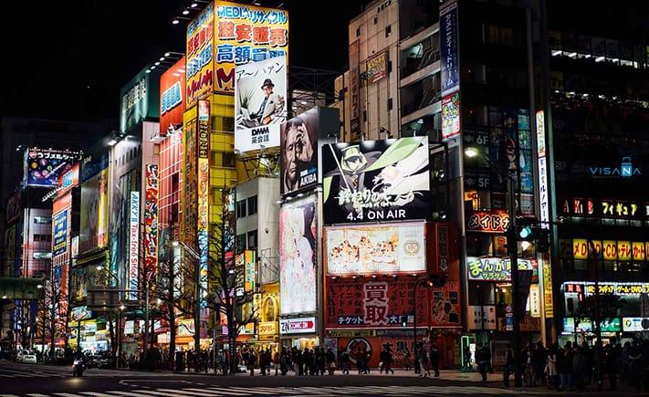 akihabara du lịch nhật bản