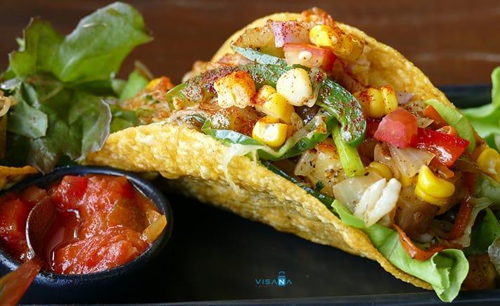 tacos du lịch mexico