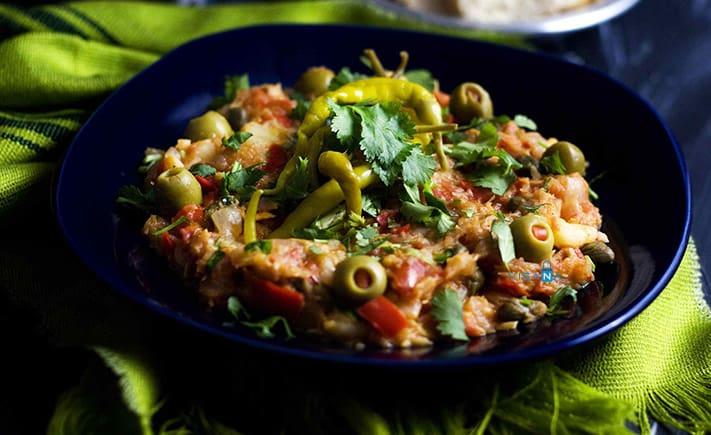 Balacao ẩm thực tây ban nha