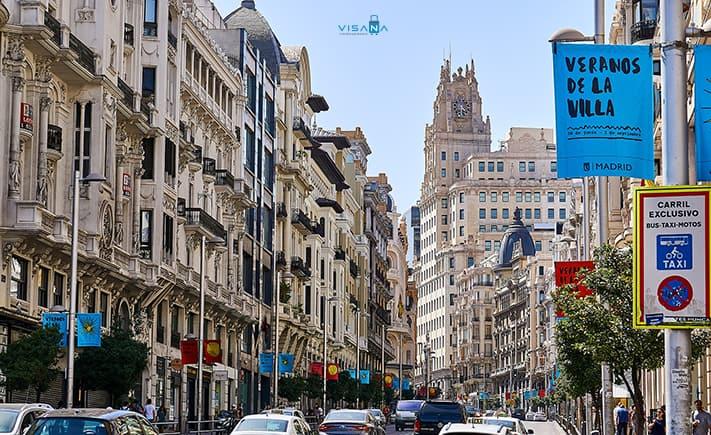 Madrid du lịch tây ban nha
