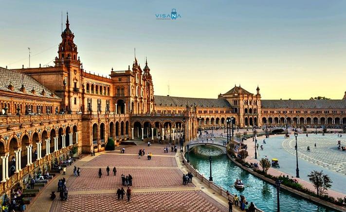 Seville du lịch tây ban nha