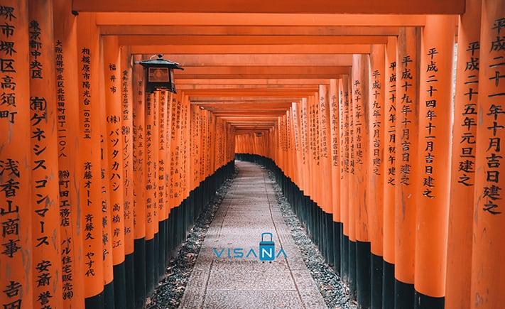 Kyoto du lich nhat ban