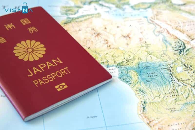 Các loại visa Nhật Bản cập nhật Visana