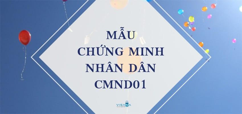 Mau chứng minh nhân dân CMND01