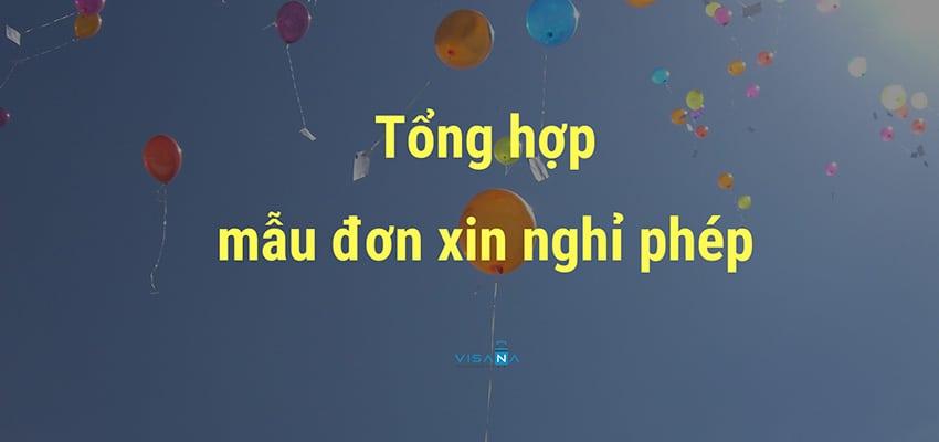 Tong hop mau don xin nghi phep