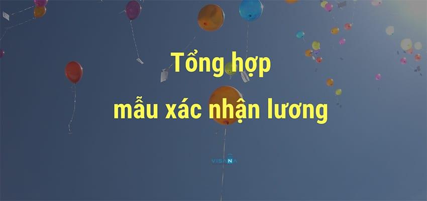 Tong hop mau xac nhan luong