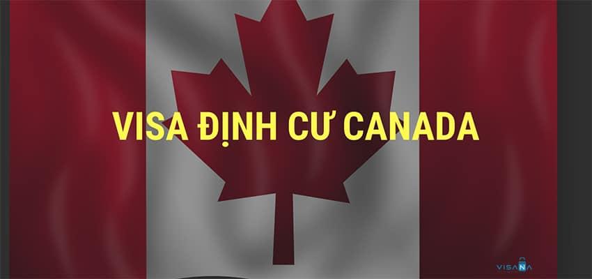 Visa dinh cu Canada